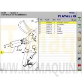 Comando Eletricos controle da Transmissao Fiatallis