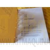FG75 FG85 FG95 Manual de operacao e manutencao fiatalliS 75209749