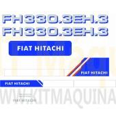 Adesivo kit completo FH330