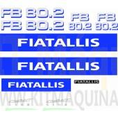 Adesivo kit completo FB80.2