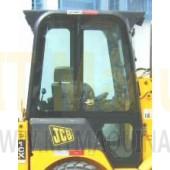 Cabine completa Retro Escavadeira JCB 1CX