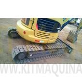 Mini Escavadeira semi nova CATERPILLAR 303 5D LB55