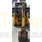 Mini Retro Escavadeira semi nova JCB 1CX LB02