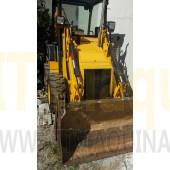 Mini Retro Escavadeira semi nova JCB 1CX LB34