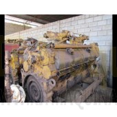 Motores Diesel Marca Detroit Modelo 149 16 Cilindros