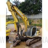 New Holland Escavadeira E215F Máquinas Usadas